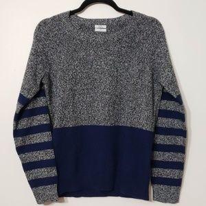 Wallace Wool & Rabbit Hair Blend Sweater, sz M